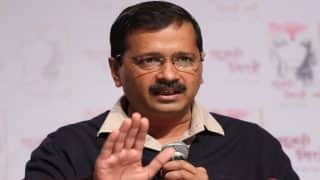 Arvind Kejriwal hits out at Election Commission, asks does poll panel take orders from Narendra Modi