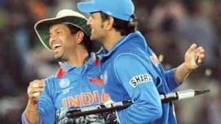 MS Dhoni quits T20 and ODI captaincy: Tributes pour in, but Sachin Tendulkar's is the best