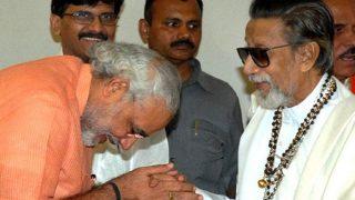 Bal Thackeray stood by Narendra Modi after Gujarat riots, Shiv Sena recalls in Saamna