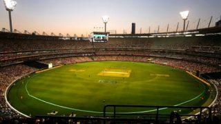 Foundation stone laid for 'world's biggest cricket stadium'