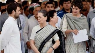 Big Family Show: Sonia, Rahul And Priyanka Gandhi to Visit Amethi, Raebareli Today
