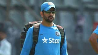 MS Dhoni to be felicitated by Cricket Association of Bengal during India vs England 3rd ODI