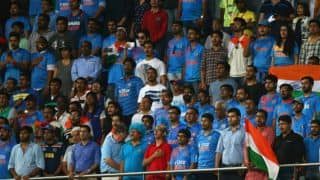 India A vs England warm-up match: Crowds throng Brabourne to see 'Captain Cool' MS Dhoni one last time