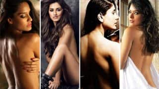 Disha Patani goes topless: Top 7 Bollywood actresses who shed their shirt for the camera
