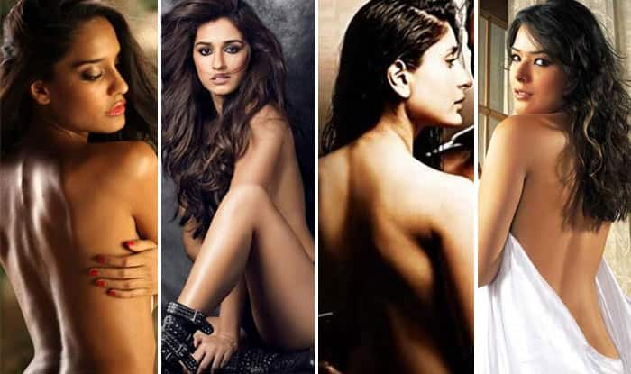 Actresses that have gone naked