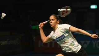 Saina Nehwal Advances to Second Round at Indonesia Open Badminton Championships