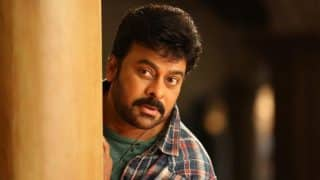 Chiranjeevi's Jubilee Hills House Robbed; Rs 2 Lakh Stolen