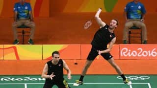 Mathias Boe-Carsten Mogensen hope to clinch 3rd All England Championship title