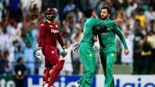 PCB invites West Indies for two-match T20I series in Pakistan in March 2017