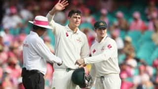 Australia vs Pakistan 3rd Test 2017: Matt Renshaw out of Sydney Test with concussion