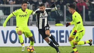 Juventus beat Bologna to register record Serie A home wins