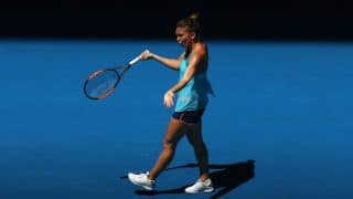 Australian Open 2017: Simona Halep crashes out, loses to Shelby Rogers 6-3, 6-1 in first round