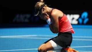 Australian Open 2017: Tearful Mirjana Lucic-Baroni extends fairytale into semis, beats fifth seed Karolina Pliskova
