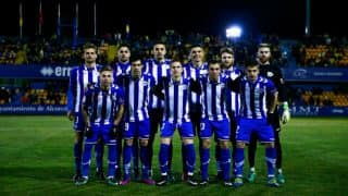 Deportivo Alaves in Copa del Rey semis for first time in 13 years