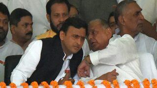 Akhilesh Yadav has my blessings, SP will always stand by Muslims: Mulayam Singh Yadav