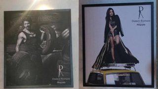 Dabboo Ratnani Calendar 2017 Inside pics OUT: Shah Rukh Khan, Priyanka Chopra smoulder in the glamorous photoshoot!