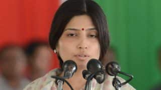 Uttar Pradesh Assembly Elections 2017: From Akhilesh's pillar of strength to Samajwadi Party's star campaigner, Dimple Yadav 2.0 is making it count
