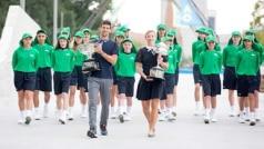 Novak Djokovic will eye for his seventh Australian Open title.