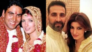 Akshay Kumar and Twinkle Khanna's 16th Marriage Anniversay! Mrs Funnybones posts cute Boomerang with 'partner-in-crime' on Instagram