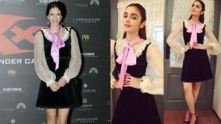 Alia Bhatt or Kalki Koechlin: Who wore the Gucci dress better?
