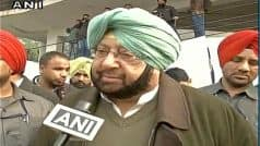Padmavati Controversy: Punjab CM Captain Amarinder Singh Supports Protesters, Says Nobody Will Accept Distortion of History