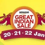 Amazon Great Indian Sale: Details of the first Amazon Sale of 2017