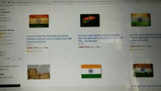 Not just Sushma Swaraj, Netizens too forced Amazon Canada to remove insulting National Flag doormat with this change.org petition