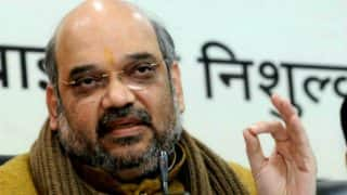 Those saying Akhilesh Yadav cleaned Samajwadi Party are living in Europe, unaware of UP's ground reality: Amit Shah