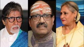 Emotional Amar Singh Expresses    Regret    to Amitabh Bachchan For His Past Behaviour From Singapore