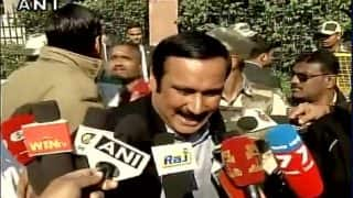 Jallikattu ban protests reach PM residence in Delhi, protesting PMK MP Anbumani Ramadoss detained