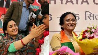 Uttar Pradesh Assembly elections 2017 Phase 3: Can Mulayam Singh Yadav's 'chhoti bahu' Aparna Yadav get past Rita Bahuguna Joshi in Lucknow Cantt?