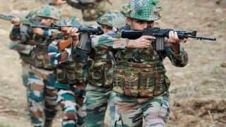 J&K: Encounter on in Ganderbal, one terrorist killed, another holed up