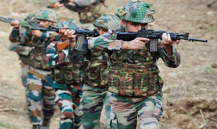 Image result for J&K: Terrorists attack district police lines in Pulwama, 1 killed
