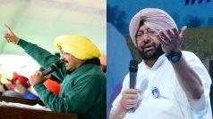 Delhi smog: Amarinder Singh refuses to meet Kejriwal | केजरीवाल की अमरिंदर से अपील- एक बार मिल लो… कैप्टन ने कहा, 'तुच्छ राजनीति'