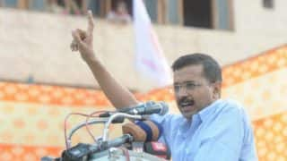 Arvind Kejriwal slams Narendra Modi after ATM dispenses fake notes