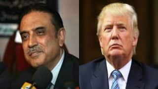 Asif Ali Zardari urges Donald Trump to seize opportunity missed by Barack Obama administration