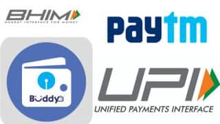 BHIM, Paytm, UPI, or SBI Buddy: Which is the best payment wallet app to download in India?