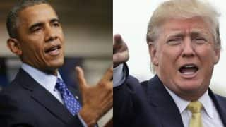 Barack Obama warns Donald Trump not to jettison Iran nuclear deal