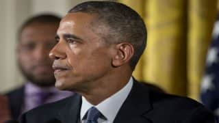 Barrack Obama to deliver a farewell speech in Chicago today