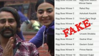 Bigg Boss 10 winner is NOT Manveer Gurjar? So is it Bani J? This picture of leaked document is proof