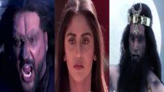 Brahmarakshas 22 January 2017, written update, full episode: Rishabh transforms into Narsimha as Brahmarakshas attacks Raina!
