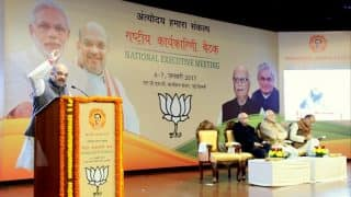 BJP's national executive meet: Narendra Modi to give valedictory speech