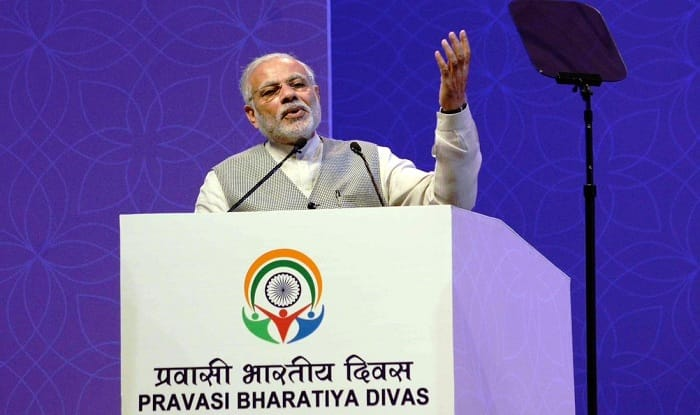 Overseas Indians respected for contributions they make: PM Modi to Indian diaspora