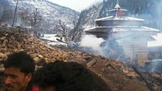Shimla: 56 houses gutted in Tannu village fire, no injuries reported