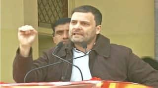 Rahul Gandhi attacks Narendra Modi again, says PM threatening nation to either use Paytm or leave