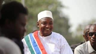 Yahya Jammeh agrees to step down, Gambian President Barrow informs on Twitter
