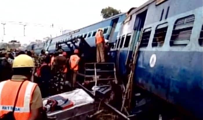 Political parties slam railway ministry after Hirakhand Express tragedy
