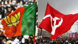 Tripura Assembly Election 2018 Results: Tie Between Left And BJP in Initial Trends