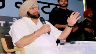AAP will throw Punjab back into violence, mayhem: Amarinder Singh