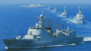 Chinese Warships Reportedly Detected Near Maldives, Indian Navy Refutes Report